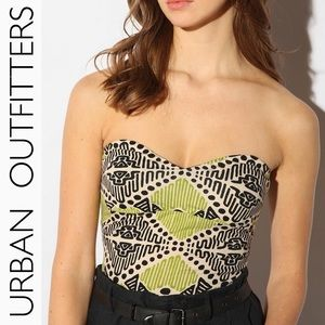 Urban Outfitters Aztec Tube Top- XS